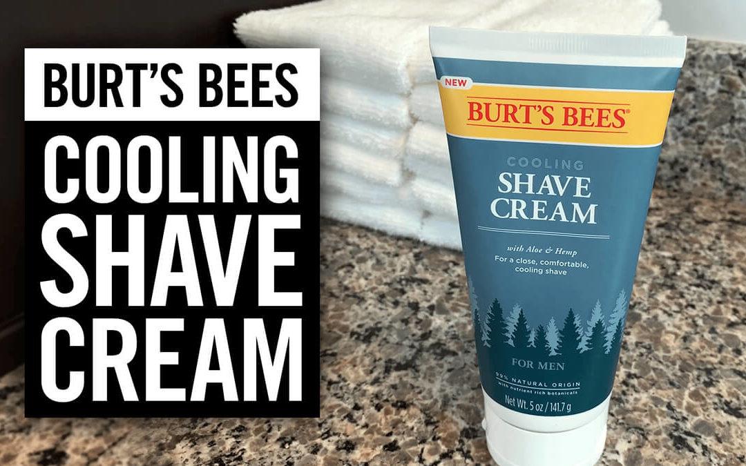 Burt's Bees: Cooling Shave Cream