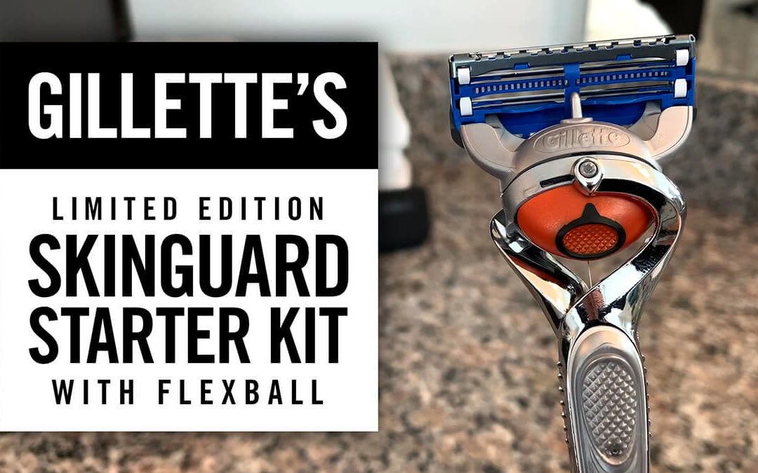 Gillette: SkinGuard w/ Flexball